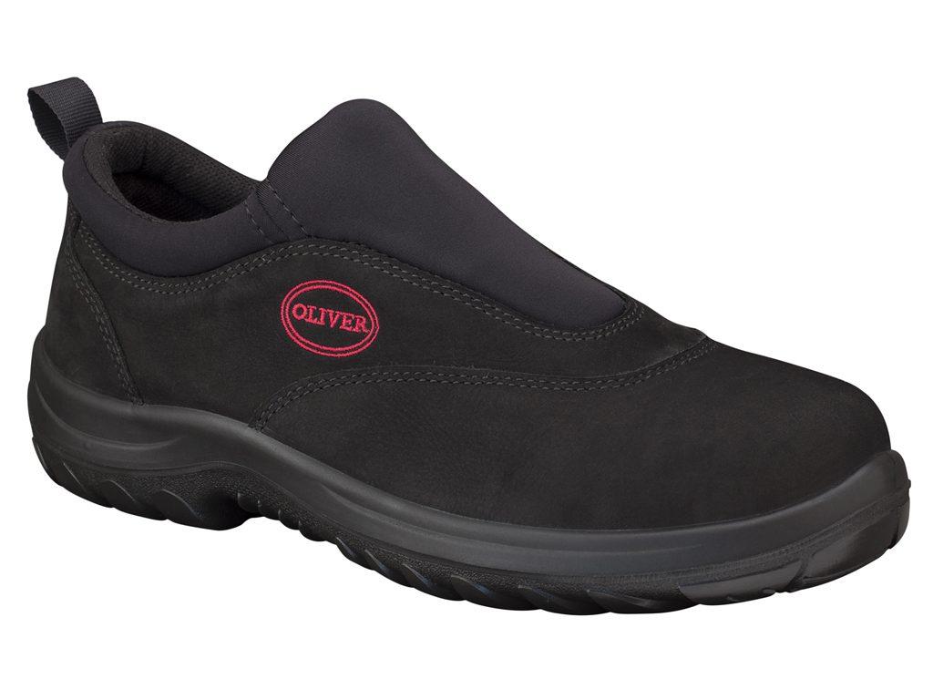 34-610-Black-Slip-On-Sports-Shoe-LR