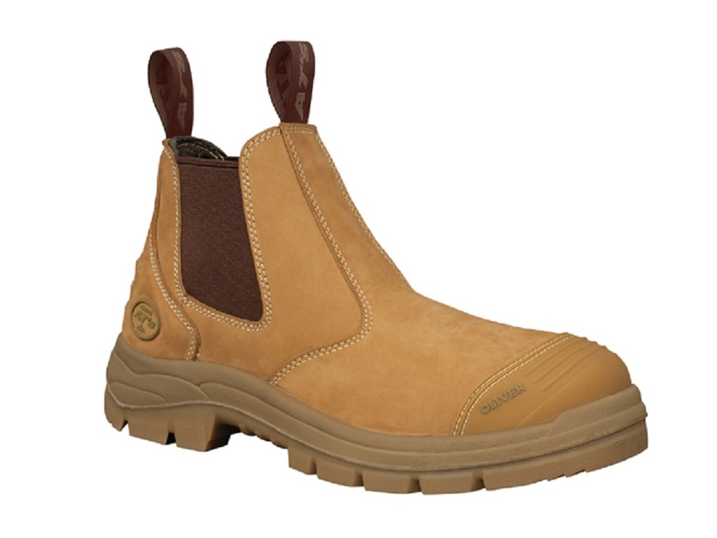 6f52cb5ff7f Oliver Suede Elastic Sided Boot with Bump cap 55322