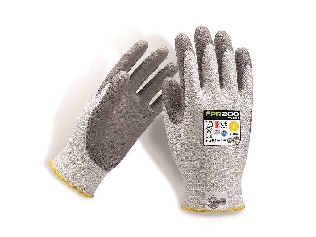 Cut 3 Titanium FPR200 Glove