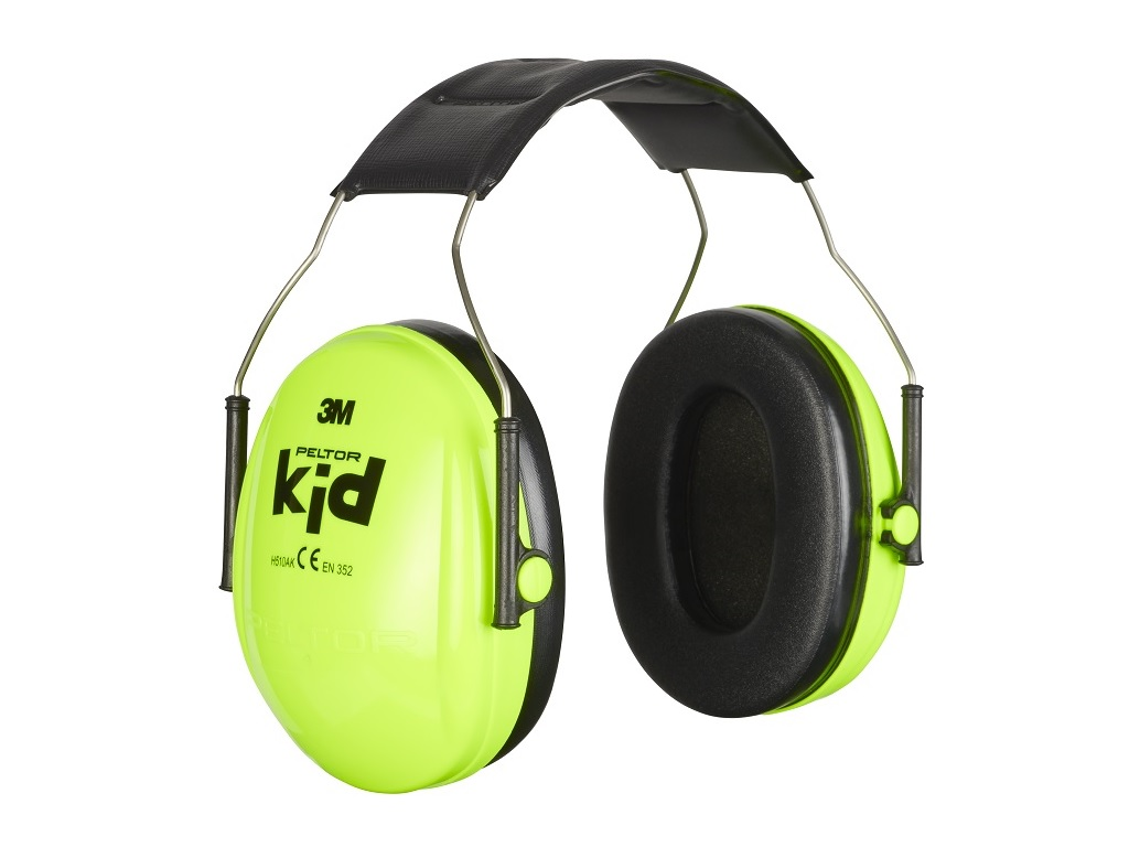 peltor kids headband earmuff green h510ak ritesafe. Black Bedroom Furniture Sets. Home Design Ideas