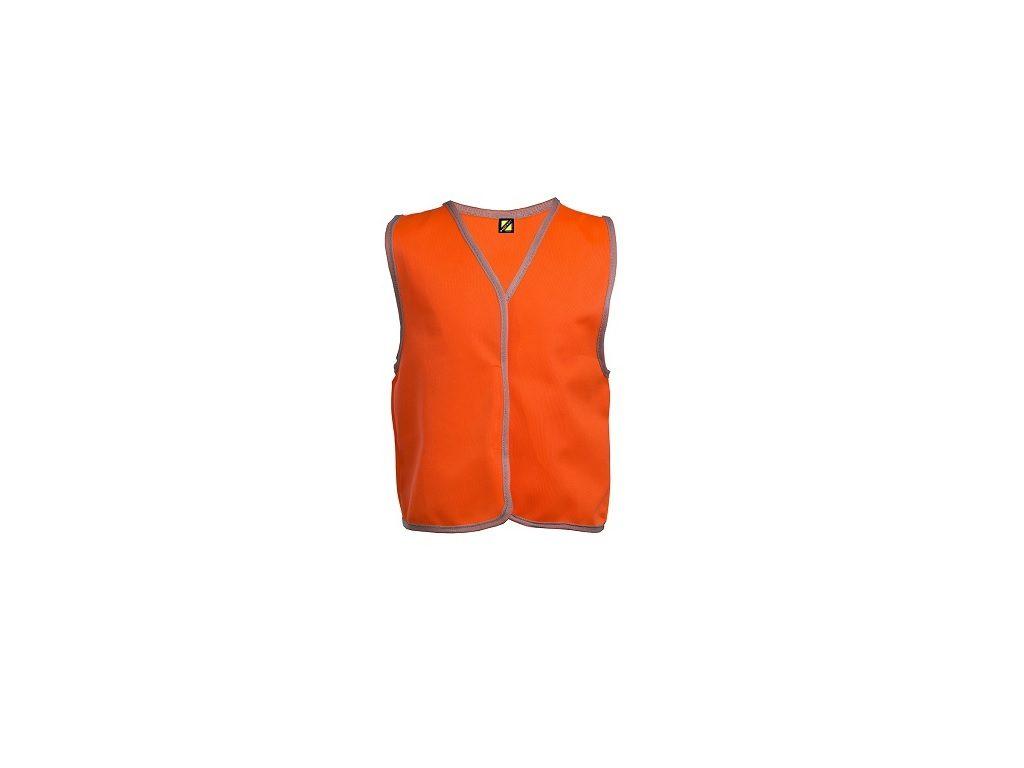 Kids Hi Visability Safety Vest WVK800