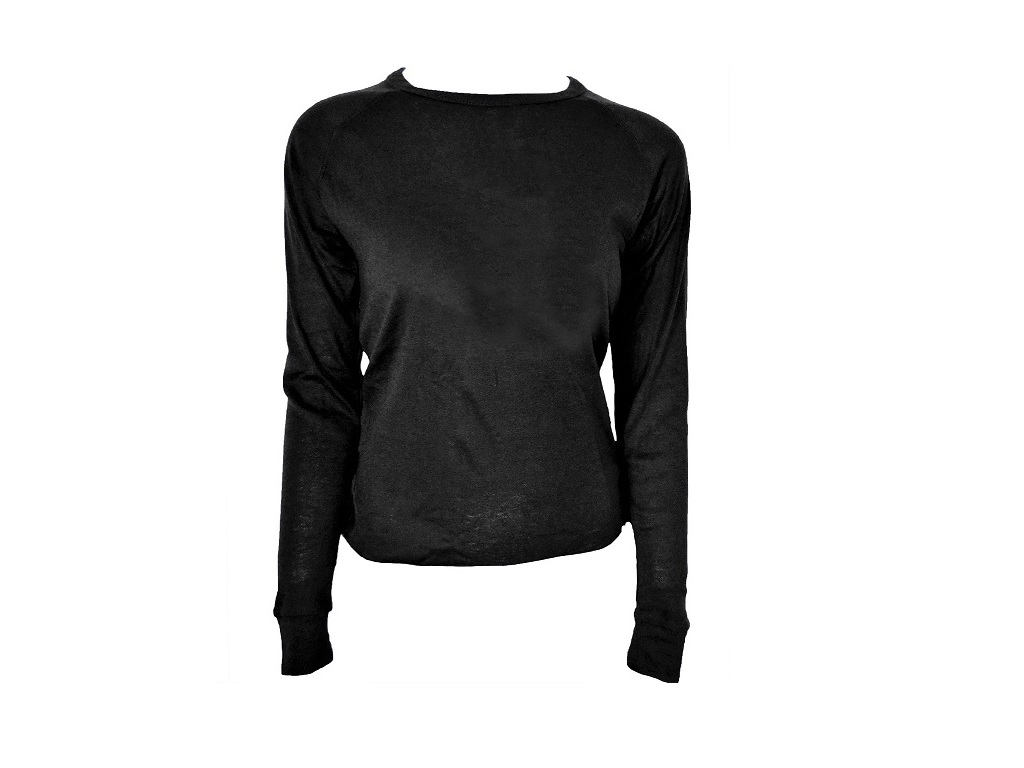 Adults-thermal-top-black