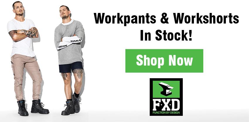 Safety Workwear FXD Workwear
