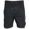 18200009 Cat Short Black